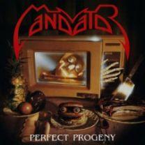 MANDATOR - Perfect Progeny / Strangled (Ultra Clear Vinyl)