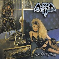 LIZZY BORDEN - Love You To Pieces (Golden Brown Marbled Vinyl)