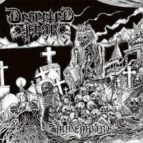 DESERTED FEAR - My Empire (Red vinyl)