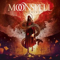 MOONSPELL - Memorial (Transparant Red Vinyl)