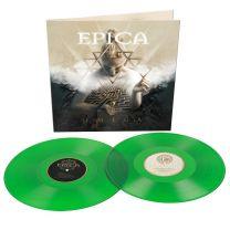 EPICA - Omega (Transparent Green Vinyl