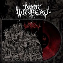 BLACK WITCHERY - Inferno Of Sacred Destruction (Red Galaxy Vinyl)