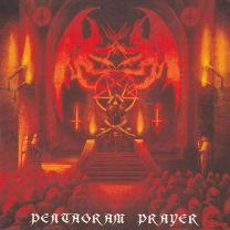 BEWITCHED - Pentagram Prayer (Orange/Black Splatter Vinyl)