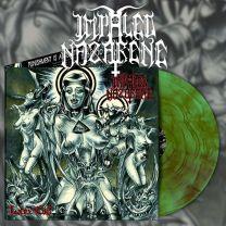 IMPALED NAZARENE - Latex Cult ( Green Marble Vinyl)
