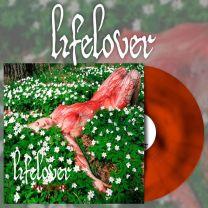 LIFELOVER - Pulver ( Oxblood & Orange Swirl Vinyl)