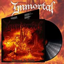 IMMORTAL - Damned In Black (Alternative Artwork)