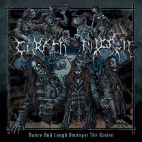 CARACH ANGREN - Dance And Laugh Amongst The Rotten (White Opaque vinyl)