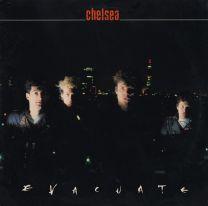 CHELSEA – Evacuate (red vinyl)