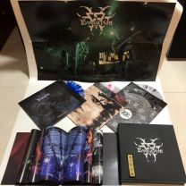 EVOCATION (HK) - Vinyl Collection (Ltd 66 Aluminum Box Set, 4 LPs in Splatter Vinyls)