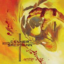 DENNER/SHERMAN – masters of evil (mustard vinyl)