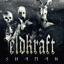 ELDKRAFT - Shaman (Clear/Black Marbled vinyl)