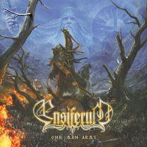 ENSIFERUM -  One Man Army (Blue Marbled vinyl)