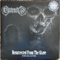 ENTRAILS - Resurrected From The Grave (Demo Collection) (grey vinyl)