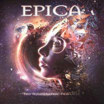 EPICA - The Holographic Principle ( Bi-coloured Pink/Purple Vinyl)