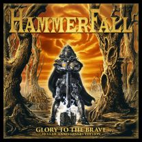 HAMMERFALL - Glory to the brave 20-year anniversary edition
