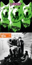 DOPEFIGHT - Dopefight / Lex Rhino - Split (white vinyl)