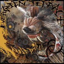 EVERGREEN TERRACE - Wolfbiker (Orange-Brown-Marbled  vinyl)