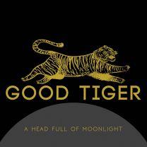 GOOD TIGER - A Head Full of Moonlight (gold vinyl)