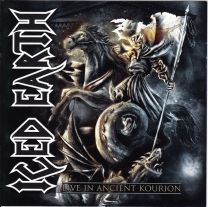 ICED EARTH - Live In Ancient Kourion (3 X lp)