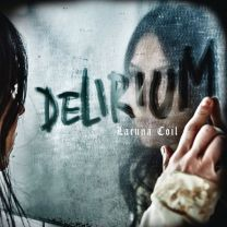 LACUNA COIL - Delirium (silver vinyl)