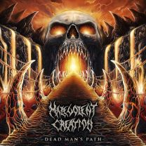 MALEVOLENT CREATION - Dead Man's Path (lp + cd)