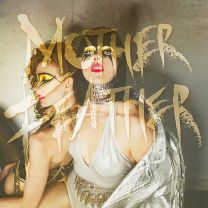 MOTHER FATHER - Mother Feather (gold vinyl)