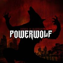 POWERWOLF - Return In Bloodred (clear orange vinyl)