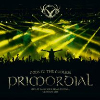 "PRIMORDIAL - Gods To The Godless (Live At Bang Your Head Festival Germany 2015) ( ""Fluorescent"" Green vinyl)"