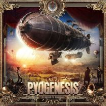 PYOGENESIS - A Kingdom To Disappear (gold vinyl)