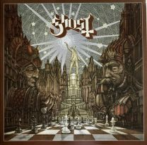 GHOST - Popestar (clear vinyl)