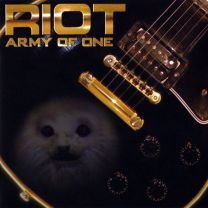 RIOT - Army Of One (Yellow/gold  vinyl)