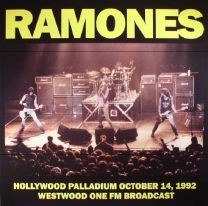 RAMONES - hollywood palladium october 14, 1992 westwood one fm broadcast