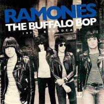 RAMONES - The Buffalo Bop: 1979 Broadcast (clear vinyl)