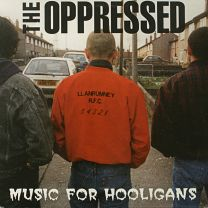 OPPRESSED - Music For Hooligans (clear vinyl)