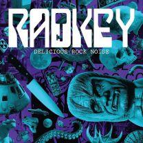 RADKEY - Delicious Rock Noise (lilac vinyl)