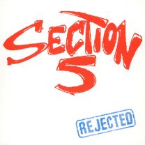 SECTION 5 - Rejected (splatter vinyl)