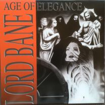 LORD BANE - Age Of Elegance (Red / Silver vinyl)