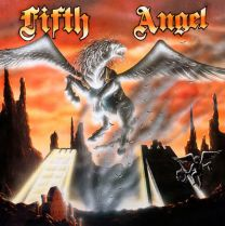 FIFTH ANGEL - fifth angel ( grey marbled vinyl)