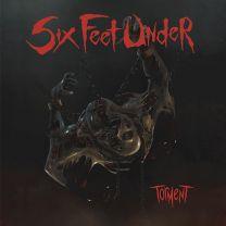 SIX FEET UNDER - Torment (Green Cannabis vinyl)