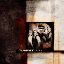 TIAMAT - Prey (Silver vinyl)