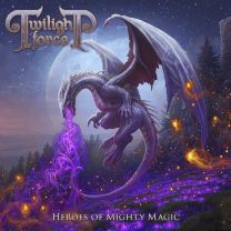 TWILIGHT FORCE - Heroes Of Mighty Magic (Blue Light vinyl)