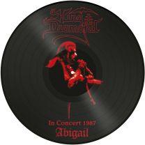 KING DIAMOND - In Concert 1987 - Abigail (picture vinyl)