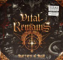 VITAL REMAINS - Horrors Of Hell (Transparent/Black Marbled vinyl)