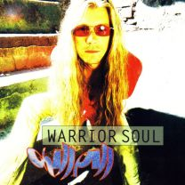 WARRIOR SOUL - Chill Pill (Yellow Orange Splatter vinyl)