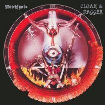 WITCHFYNDE -Cloak & Dagger (grey vinyl)