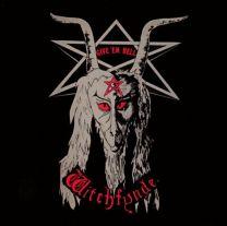 WITCHFYNDE - Give 'Em Hell (red vinyl)