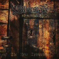 WITHERSCAPE - The New Tomorrow (red vinyl)