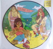 COCAINE PISS - Piñacolalove (picture vinyl)
