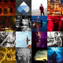 ANATHEMA - Internal Landscapes 2008-2018 (The Best Of) (red vinyls)