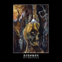 AZAGHAL - Valo Pohjoisesta (Opaque White / Black Haze vinyl)